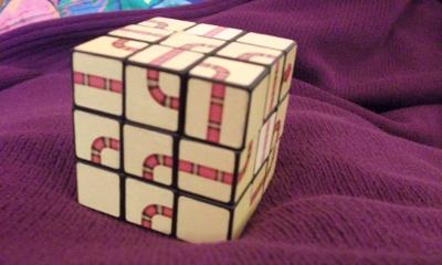 Anaconda bastard rubik's cube