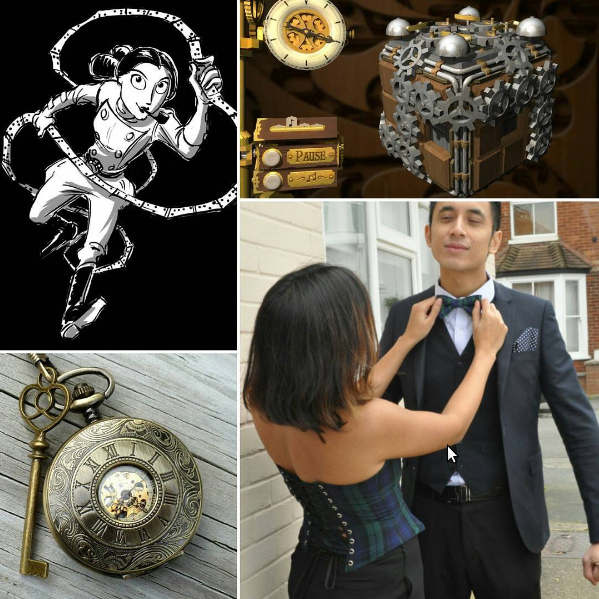 Gift Guide for Steampunks