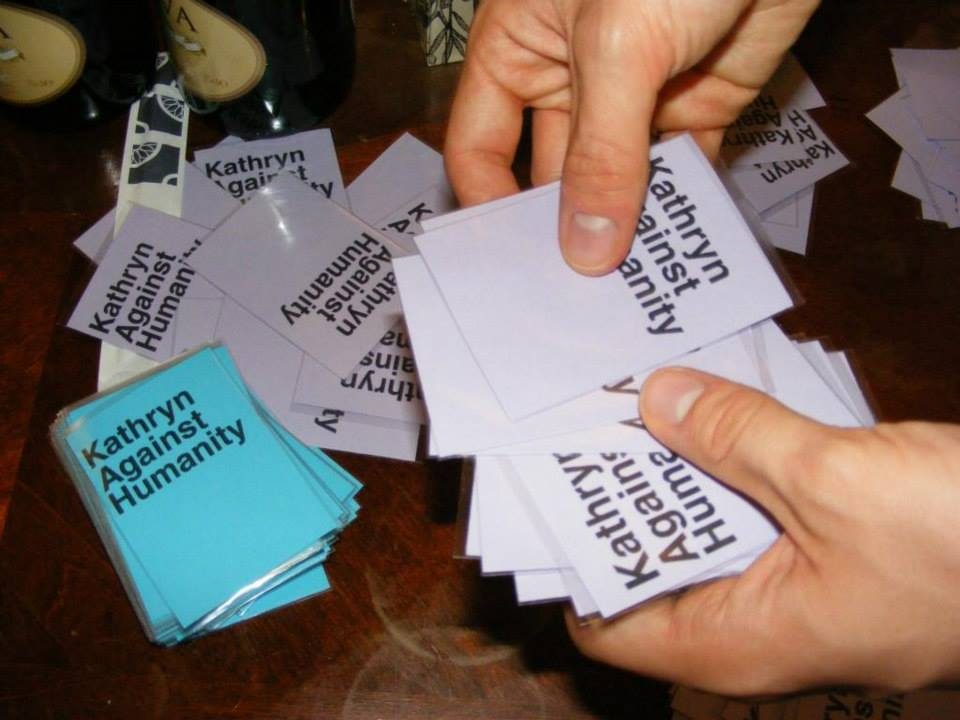 Custom Cards Against Humanity
